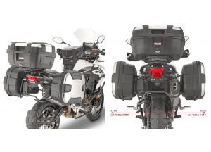 PL8711 - Givi Specific pannier MONOKEY® or RETRO FIT Benelli TRK502 X (18>20)