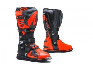 Boots Forma Off-Road Motocross MX Predator 2.0 Black Anthracite Orange