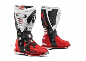 Boots Forma Off-Road Motocross MX Predator 2.0 Black White Red