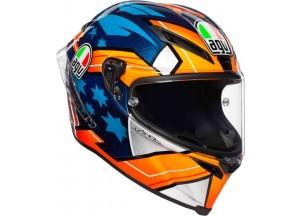 Helmet Full-Face Agv Corsa R Miller 2018