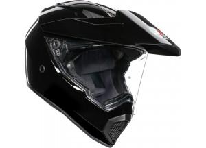 Helmet Full-Face Agv AX 9 Black