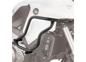 Givi - TN1110 Specific black tubular engine guard Honda Crosstourer 1200
