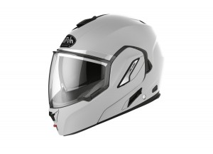 Helmet Flip-Up Full-Face Airoh Rev 19 Concrete Matt Grey