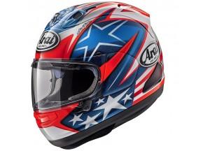 Helmet Full-Face Arai Rx-7 V Replica Hayden WSBK