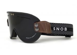 Goggles Snob Milano Cafè Flat Smoked