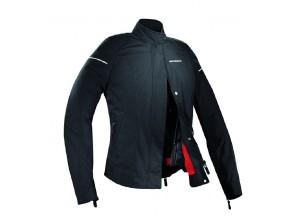 Jacket Moto Spidi Rogue Tex Lady Black