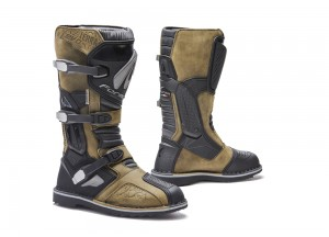 Boots Forma Adventure Riding Terra Evo Brown