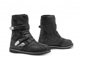 Boots Forma Adventure Riding Terra Evo Low Black