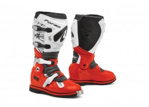 Boots Forma Off-Road Motocross MX Terrain TX Red White