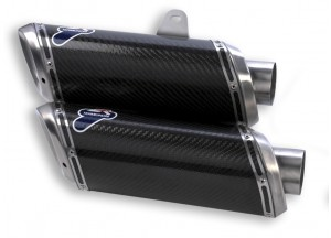 D005CR - Exhaust Mufflers Racing Termignoni Carbon Ducati STREETFIGHTER 848/1098