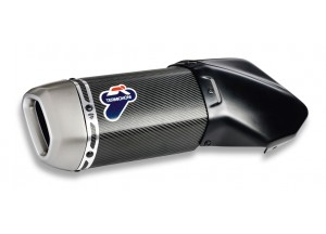 D030CR - Exhaust Mufflers Approved Termignoni Carbon Ducati Multistrada 1200 15