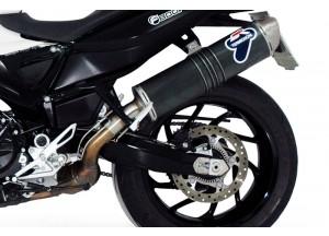 BW03080INO - Exhaust Muffler Termignoni OVAL Carbon Look BMW F 800 R