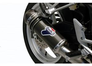 H099094CV - Exhaust Muffler Termignoni RELEVANCE S. Steel Carbon HONDA CBR 250R