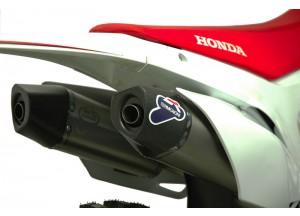 H128094IV - Exhaust Muffler Termignoni S. Steel HONDA CRF 450 R
