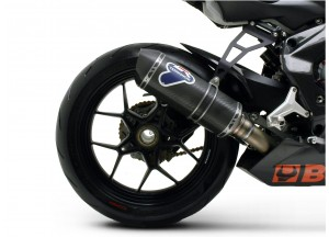 MV07094CV - Exhaust Muffler Termignoni RELEVANCE Carbon MV AGUSTA F3 675