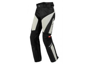 Motorbike Pants Spidi H2OUT 4SEASON Black Grey