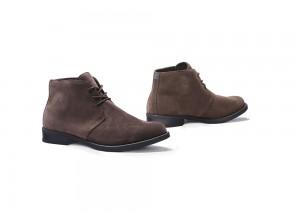 Shoes Moto Forma Urban Leather Waterproof Venue Brown