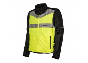 Givi High visibility vest with reflective bands Fluo Yellow