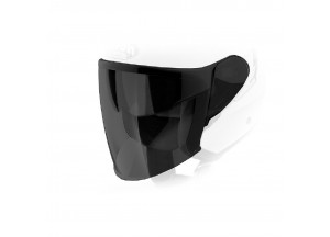 05HUFS - Airoh Dark Smoke Visor for H.20, Hunter