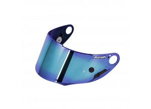 05GP5IR - Visor Iridium Airoh with Pinlock predisposition
