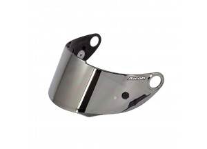 05GPAST - Visor Silver Mirrored Airoh with Pinlock predisposition