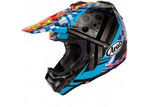 Helmet Arai Off-road Motocross MX-V Barcia 2 Bam Bam