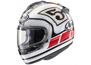 Helmet Full-Face Arai Chaser-X Edwards Legend Euro White
