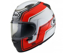 Helmet Full-Face Arai Profile-V Bend Red