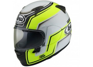 Helmet Full-Face Arai Profile-V Bend Yellow