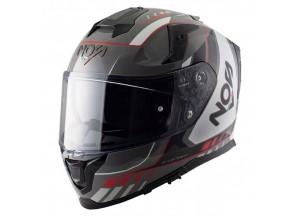 Helmet Full-Face Nos NS10 Mig Red