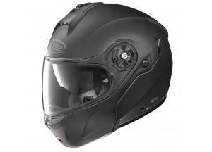 Helmet Flip-Up Full-Face X-Lite X-1004 Elegance N-Com 4 Flat Black