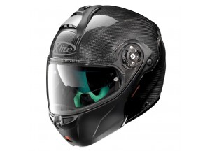 Helmet Flip-Up Full-Face X-Lite X-1004 Ultra Carbon Dyad 1 Glossy Carbon