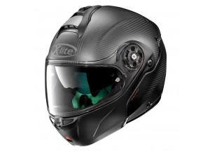 Helmet Flip-Up Full-Face X-Lite X-1004 Ultra Carbon Dyad 2 Flat Carbon