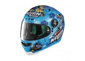 Helmet Full-Face X-Lite X-803 Replica Marco Melandri Italia 22 Pearl Blue
