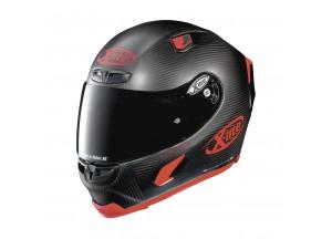 Helmet Full-Face X-Lite X-803 Ultra Carbon Puro Sport 4 Matt Black