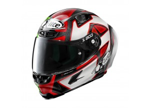 Helmet Full-Face X-Lite X-803 RS Ultra Carbon REPLICA 28 D. Petrucci