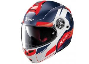 Helmet Flip-Up Full-Face X-Lite X-1004 Charismatic 28 Imperator Blue