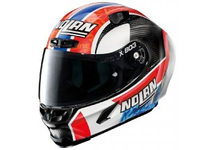 Helmet Full-Face X-Lite X-803 RS Ultra Carbon REPLICA 22 A. Rins