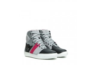 Boots Dainese YORK AIR LADY Light-Grey Coral