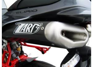 ZB082SKR - Full Exhaust Zard Penta SS/Carbon Bimota DB 6 Delirio (06-15)