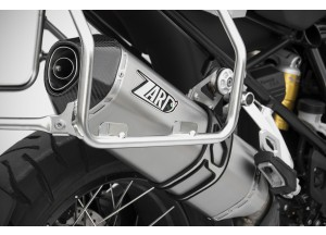 ZBMW521SSO - Exhaust Muffler Zard PENTA-R Carbon End Cap BMW R 1200 GS (13-18)