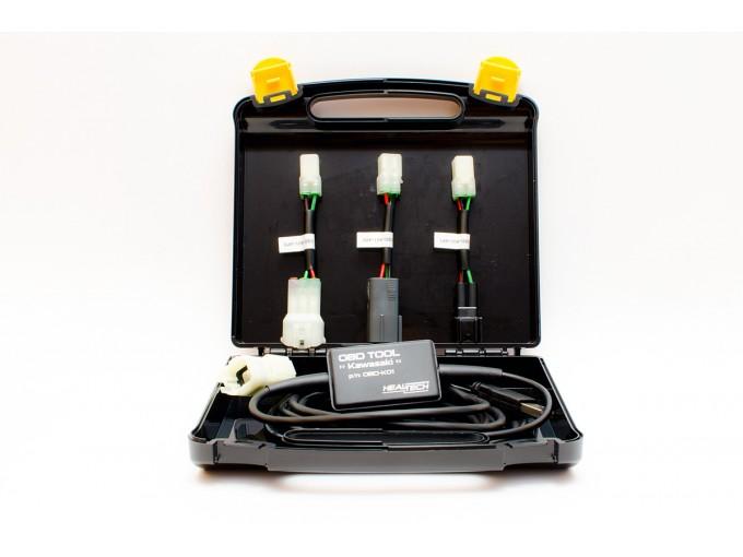 HT-OBD-K01 - Kit de diagnostic HealTech  Kawasaki