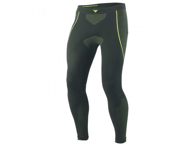 Sous-Pantalon-Moto-Homme-Dainese-D-CORE-DRY-PANT-LL-Noir-Jaune-Fluo-M