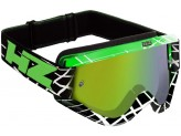 Lunettes Protectrices  Off-Road HZ OVERLAP Vert OTG Compatible