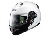 Casque Intégral Ouvrable Grex G9.1 Evolve Couplè 20 Metal Blanc
