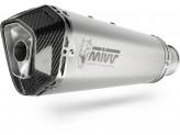 S.050.LDRX - Silencieux Echappement Mivv DELTA RACE Inox SUZUKI GSX-R 1000 (17-)