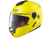 Casque Intégral Ouvrable Nolan N90.2 Hi-Visibility 22 Fluo Yellow
