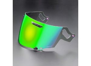 AR277200MG - Arai Visière Vert Miroir Compatible avec VAS-V Système