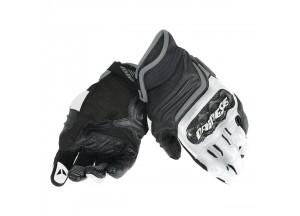 Gants Moto Dainese Carbon D1 Noir/Blanc/Anthracite