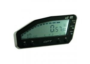 D 2 CC MINI - Chronomètre GPT Instrument multifonction pour Minimoto